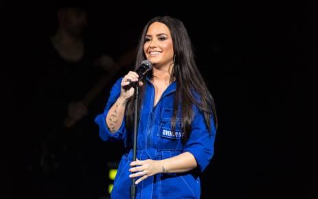 FILE: Demi Lovato performs in Dallas in February 2018. Picture: AFP