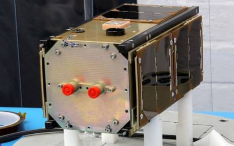 The ZA-AeroSat which will be launched by Nasa. Picture: Facebook.