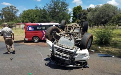 FILE: Three people have been killed in an accident in Meyerton, Gauteng. Picture: Twitter