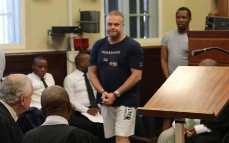 FILE. Czech businessman Radovan Krejcir in court. Picture:Kgothatso Mogale/EWN