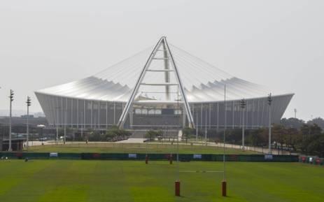 Moses Mabhida Stadium in Durban. Picture: Christa Eybers/EWN.