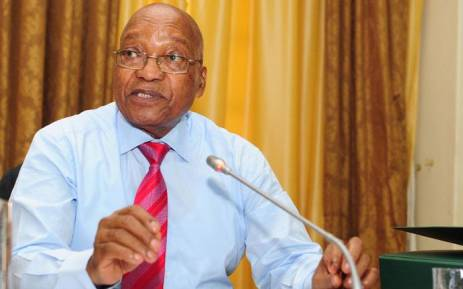 FILE: Former President Jacob Zuma. Picture: The Presidency