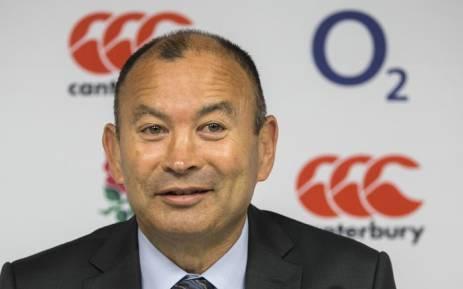 England head coach Eddie Jones. Picture: AFP