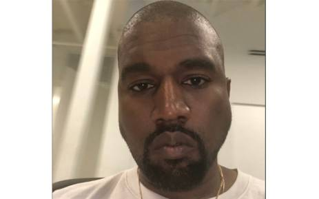 Kanye West. Picture: Twitter/@kanyewest