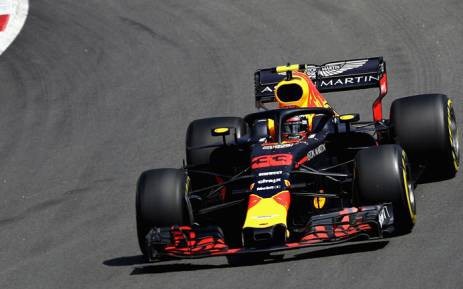 Red Bull Racing F1 driver Max Verstappen. Picture: @redbullracing/Twitter