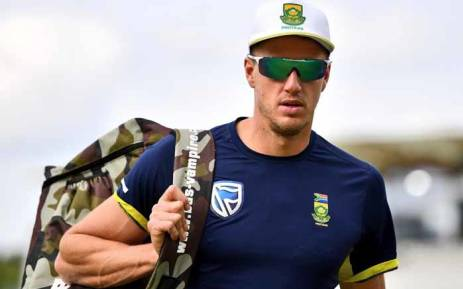 South Africa paceman Morne Morkel. Picture: Twitter/@OfficialCSA
