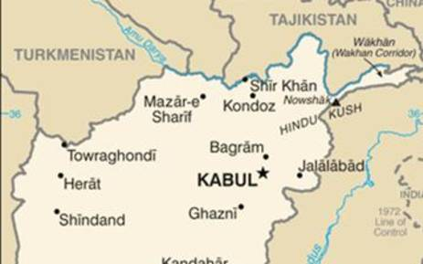 US consulate in Afghanistan attacked