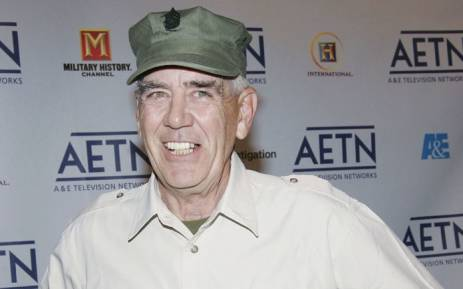 US actor R Lee Emery. Picture: AFP
