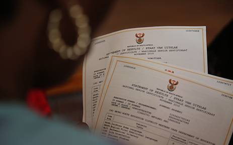 Pupils who failed matric urged to use second chance programme file matric learners receive their results picture reinart toerienewn thecheapjerseys Gallery