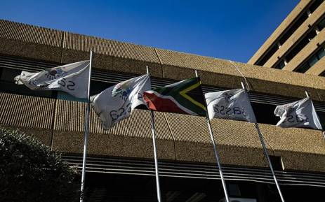 South African Social Security Agency in Pretoria. Picture: Kayleen Morgan/EWN