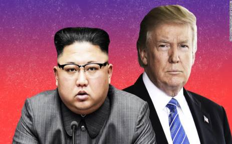 North Korea leader Kim Jong Un and US President Donald Trump are expected to meet in Singapore on June 12. Picture: CNN