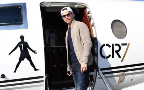 Cristiano Ronaldo. Picture: @cristiano/Instagram
