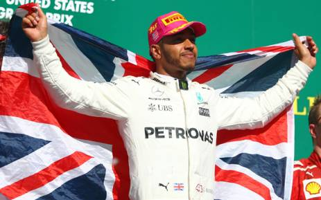 FILE: Lewis Hamilton of Great Britain and Mercedes GP. Picture: AFP.
