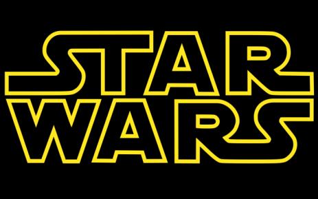 The 'Star Wars' logo.