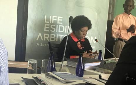 Health Department Director-General Precious Matsoso. Picture: Masego Rahlaga/EWN