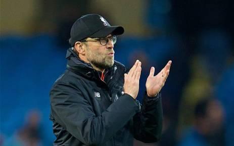 Liverpool's manager Juergen Klopp. Picture: Facebook