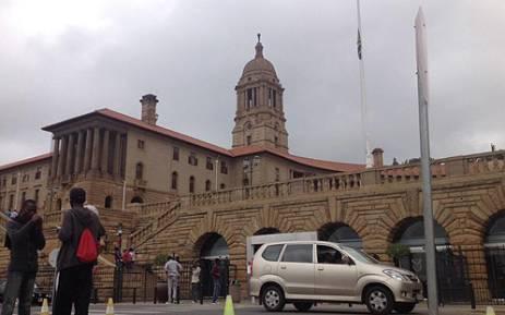 The Union Buildings in Pretoria. Picture: Masego Rahlaga/EWN.