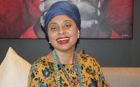 Artscape Theatre CEO Marlene le Roux. Picture: pointsoflight.gov.uk
