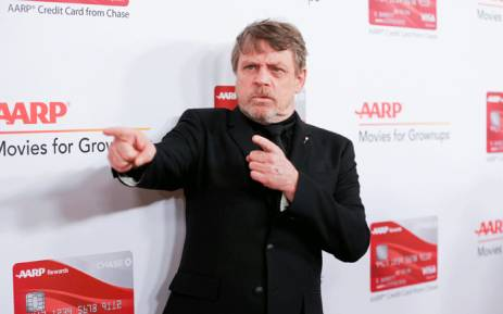 Mark Hamill attends AARP's 17th Annual Movies For Grownups Awards at the Beverly Wilshire Four Seasons Hotel on 5 February 2018 in Beverly Hills, California. Picture: AFP.