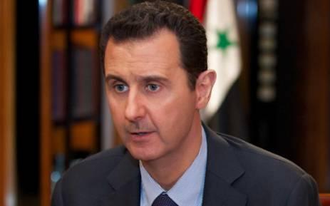 FILE: Syrian President Bashar al-Assad. Picture: AFP