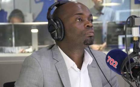 FILE: City of Tshwane Mayor Solly Msimanga. Picture: Talk Radio 702.