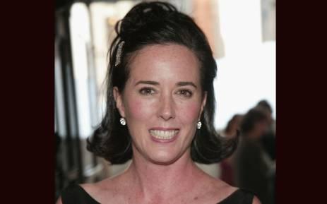 FILE: Designer Kate Spade. Picture: AFP.