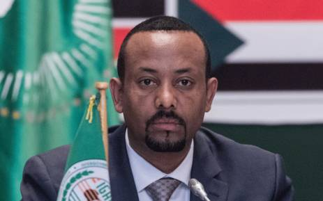 FILE: Ethiopia's Prime Minister Abiy Ahmed. Picture: AFP.