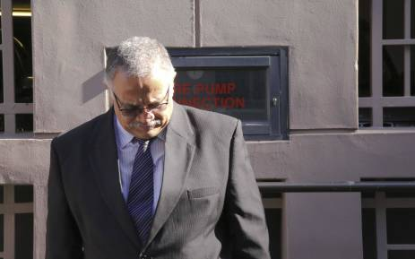 FILE: Former Western Cape Police Commissioner Arno Lamoer. Picture: Cindy Archillies/EWN