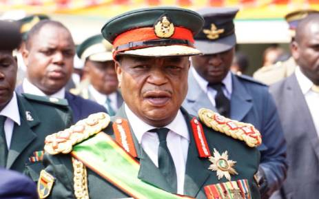 Zimbabwe vice president Constantino Chiwenga. Picture: AFP