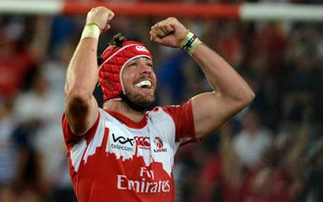 Emirates Lions captain Warren Whiteley will lead his side against the Crusaders in the Super Rugby playoff. Picture: Supplied.