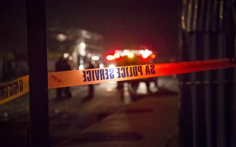 FILE: Police tape at a crime scene. Picture: Thomas Holder/EWN.