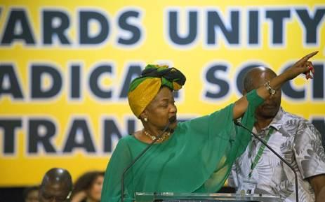 FILE: National Assembly Speaker Baleka Mbete. Picture: EWN