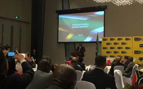Ramaphosa: China is not trying to re-colonise Africa