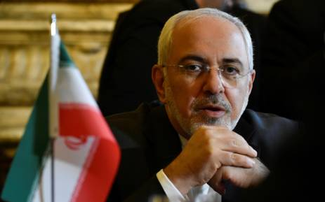 FILE: Iran Foreign minister Mohammad Javad Zarif Khonsari. Picture: AFP