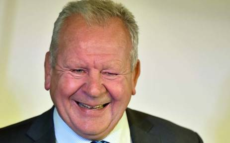 Bill Beaumont. Picture: AFP.