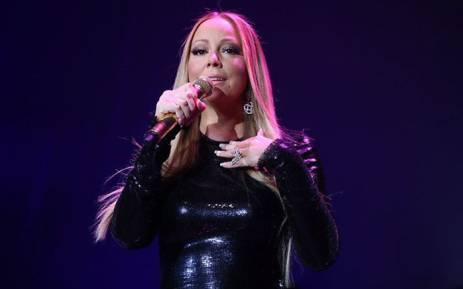 FILE: Mariah Carey. Picture: @MariahCarey.