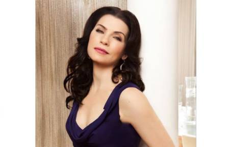 American actress Julianna Margulies. Picture: Instagram/@julianna.margulies