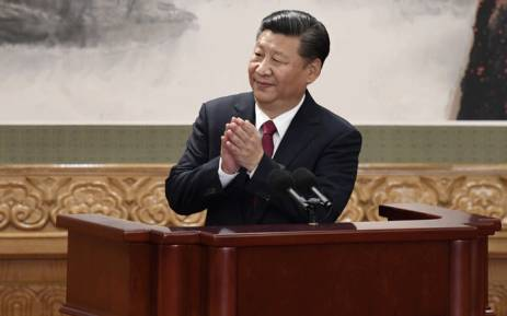 FILE: Chinese President. Picture: AFP.