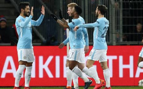 Manchester City effectively killed off their Champions League tie against FC Basel after 4-0 win on 13 February 2018. Picture: Facebook.