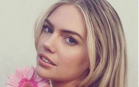 FILE: Model and actress Kate Upton. Picture: Instagram.