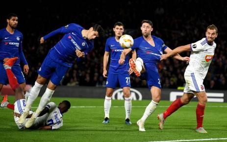 Ross Barkley and Eden Hazard ensure Chelsea maintain unbeaten start against