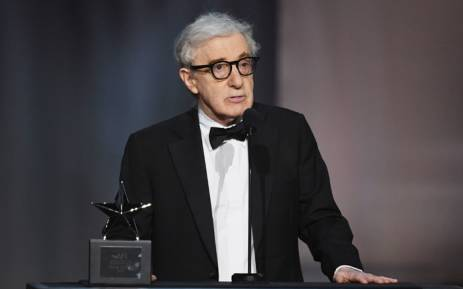 Director-actor Woody Allen in Hollywood in June 2017. Picture: AFP.