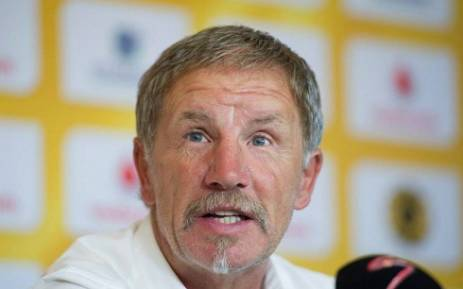 FILE: SuperSport United coach Stuart Baxter. Picture: Facebook