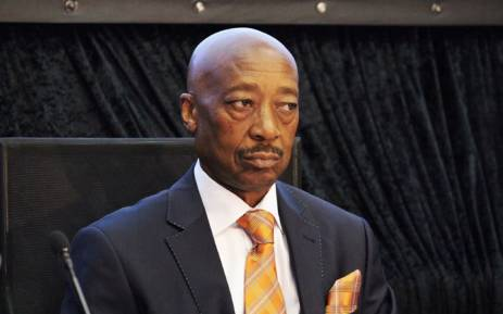FILE: Suspended Sars Commissioner Tom Moyane. Picture: Christa Eybers/EWN