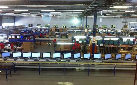 FILE: The Tellumat factory in Atlantis. Picture: EWN