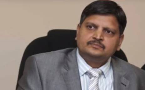 A screengrab of Atul Gupta. Picture: EWN