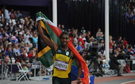 Caster Semenya. Picture: Supplied.