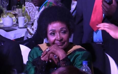 FILE: Winnie Madikizela-Mandela.Picture: EWN.