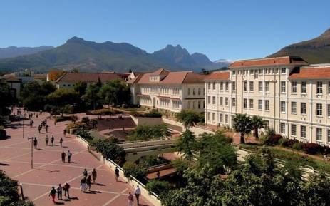 Stellenbosch University. Picture: Facebook.com