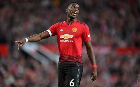 Manchester United's Paul Pogba. Picture: @ManUtd/Twitter.